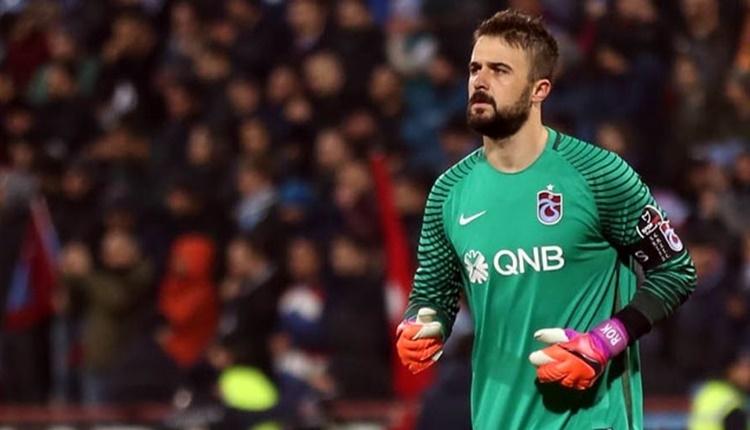 Trabzonspor'da Onur Recep Kıvrak'tan fedakarlık