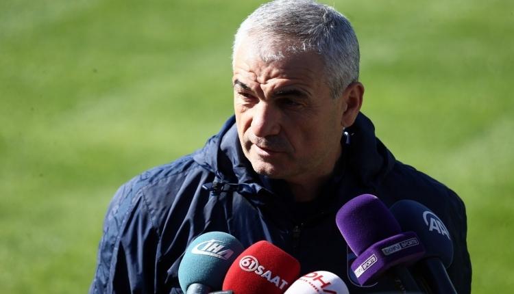 Trabzonspor'da Rıza Çalımbay: ''Yabancı sınırı konusunda..''