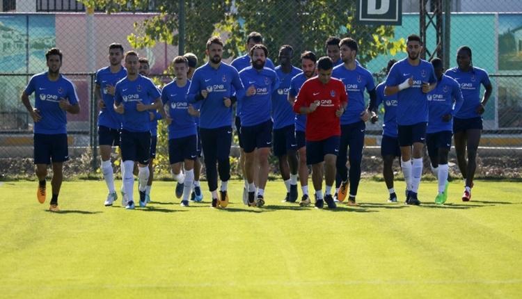 Trabzonspor'da tam 11 oyuncu eksik
