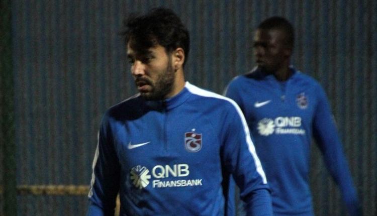 Trabzonspor'da Volkan Şen sevinci