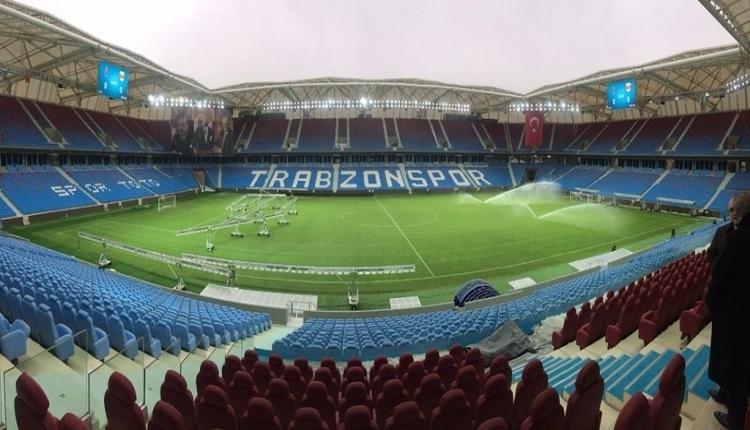 Trabzonspor'daŞenol Güneş Kompleksi sorunu