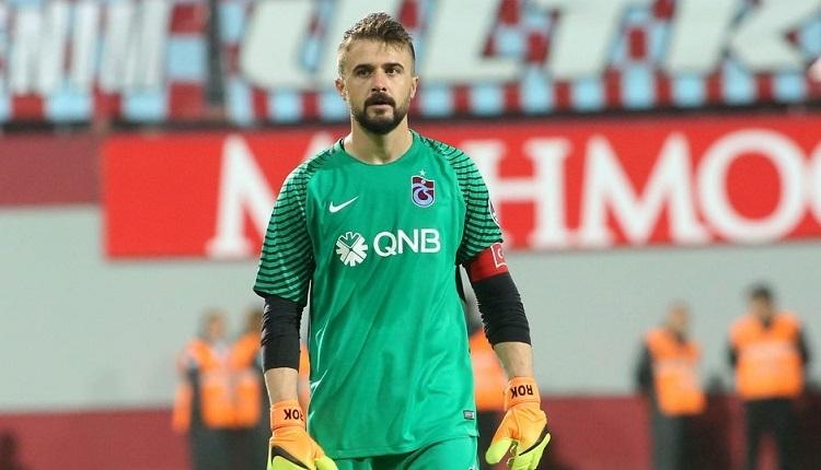 Trabzonsporlu Onur Kıvrak'tan şike tepkisine cevap
