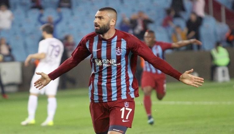 Trabzonspor'un golcüleri Avrupa'da zirveye çıktı