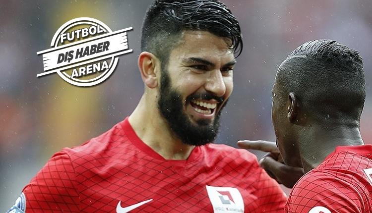 Trabzonspor'un gözdesi Serdar Taşçı'dan transfer açıklaması