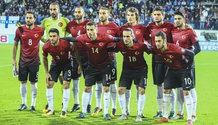 Türkiye A Milli Takım'ın Romando ve Arnavutluk maçı kadrosu açıklandı