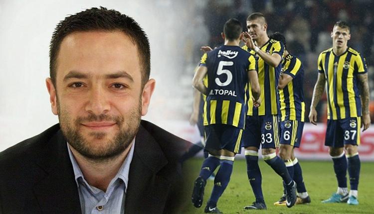 Uğur Meleke: ''Fenerbahçe devreyi kurtarır ama bu sezon böyle gitmez''