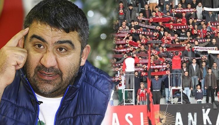 Ümit Özat'tan Ankaragücü açıklaması''Üzüldüm''