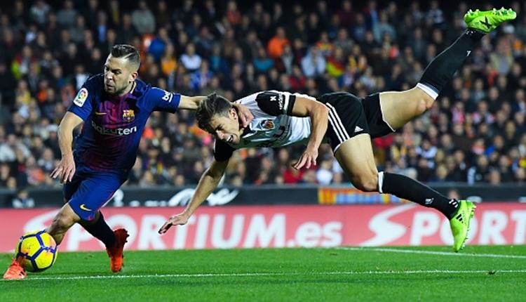 Valencia 1-1 Barcelona maç özeti ve golleri (İZLE)