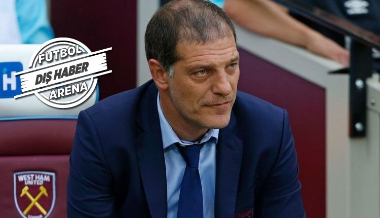 West Ham United, Sleven Bilic ile yollarını ayırdı