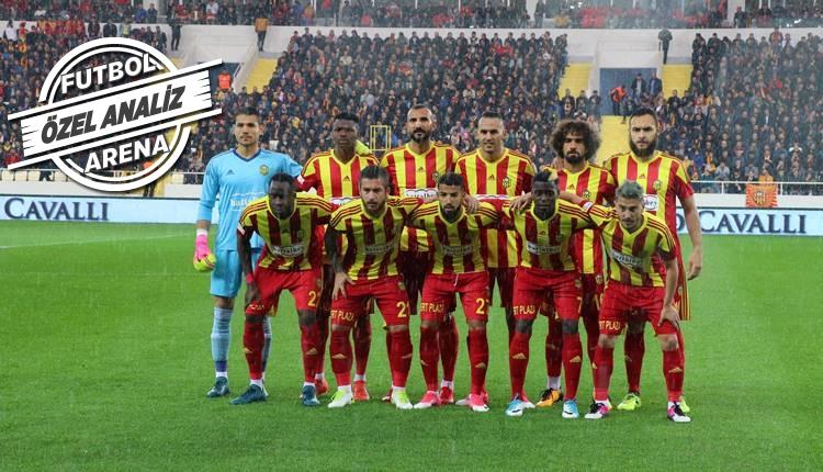Yeni Malatyaspor o konuda Süper Lig'in zirvesinde!