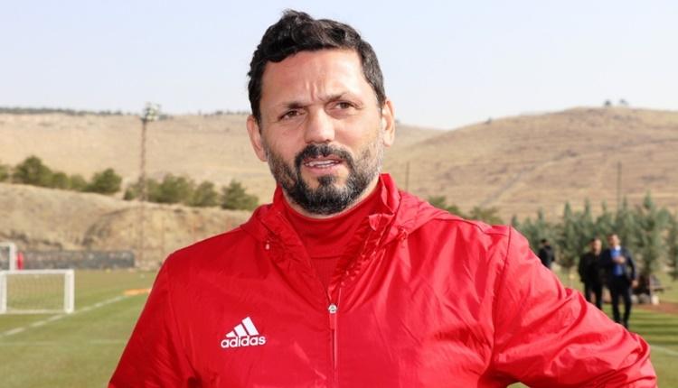 Yeni Malatyaspor Teknik Direktörü Erol Bulut: