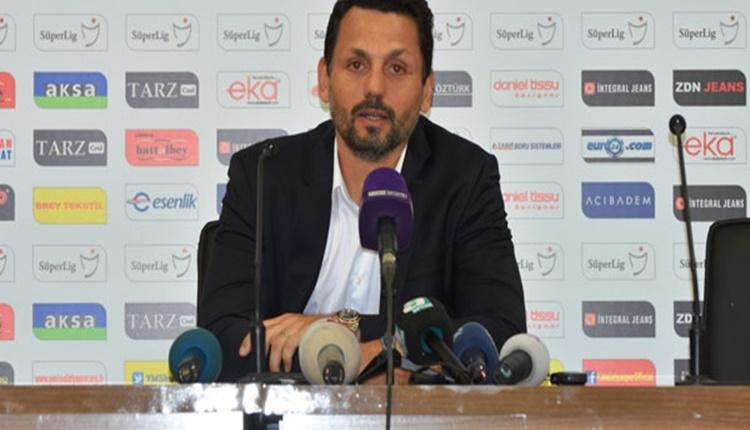 Yeni Malatyaspor'da Erol Bulut:
