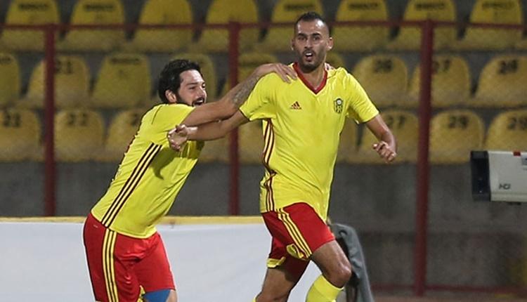 Yeni Malatyaspor'da Khalid Boutaib'in Dünya Kupası sevinci