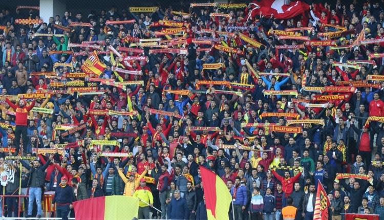 Yeni Malatyaspor'dan seyirci rekoru!