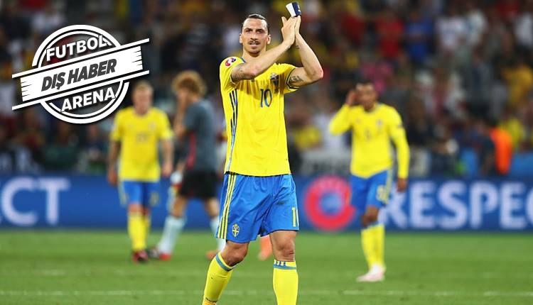 Zlatan İbrahimovic'e şok, istenmeyen adam oldu!