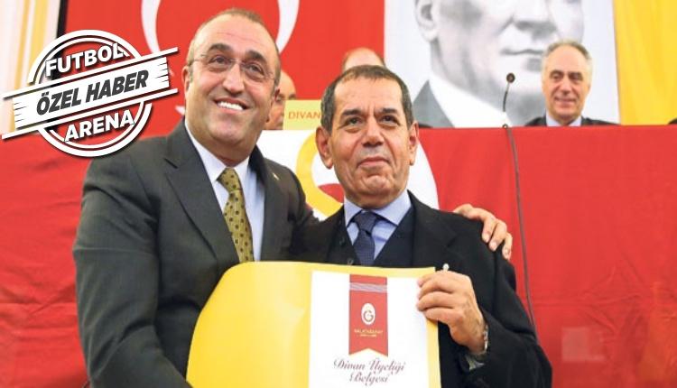 Abdurrahim Albayrak, Dursun Özbek'in listesinde mi?