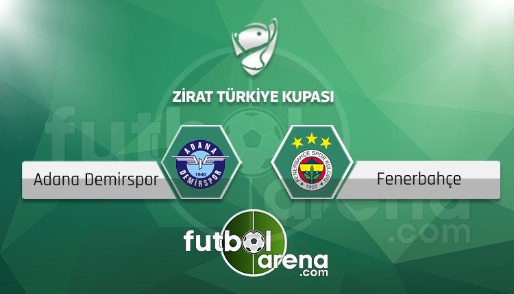 Adana Demirspor - Fenerbahçe maçı bilet fiyatları - Biletler ne zaman satışta?