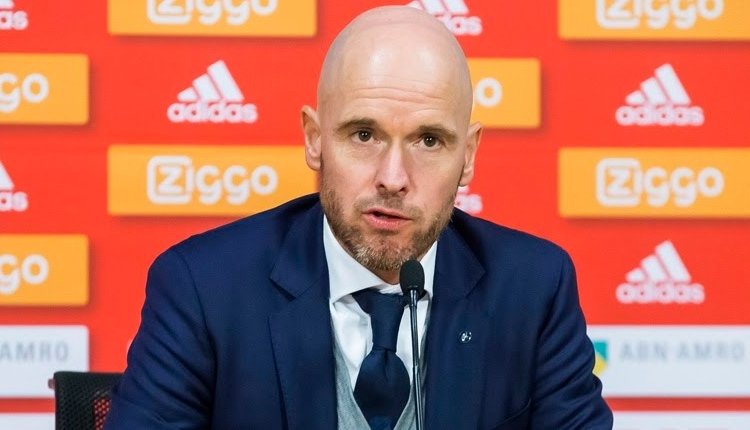 Ajax yeni teknik direktörünü buldu