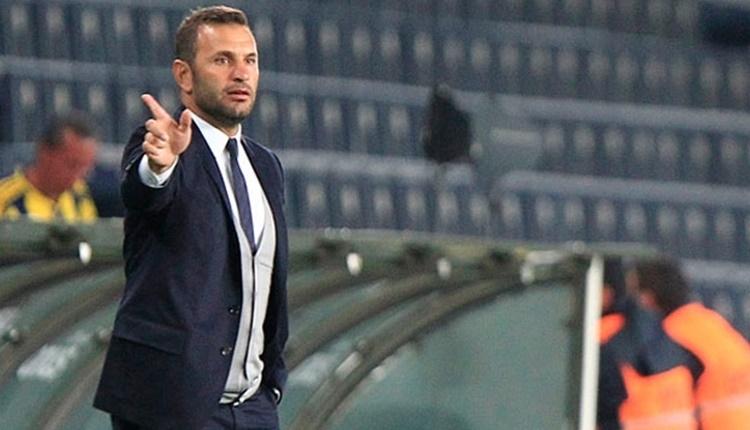 Akhisarspor Teknik Direktörü Okan Buruk: 'Kaybetmemek de önemli'