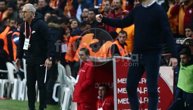 Akhisarspor yardımcı antrenörü İrfan Saraloğlu'ndan Galatasaray maç sonu hakem isyanı