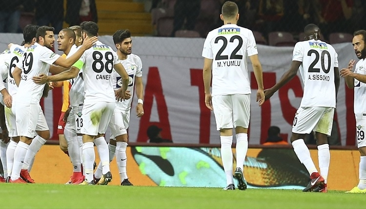 Akhisasporlu Ömer Bayram'dan Galatasaray maç sonu isyanı