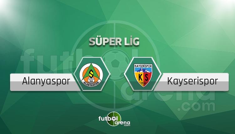 Alanyaspor - Kayserispor maçı ne zaman, saat kaçta? Muhtemel 11'ler