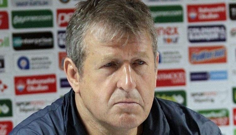 Alanyaspor'da Safet Susic'ten flaş istifa açıklaması