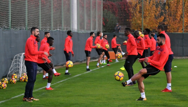 Alanyaspor'dan Osmanlıspor maçı hazırlığı