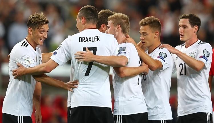 Almanya'nın 2018 Dünya Kupası primi açıklandı