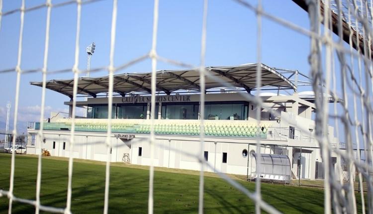 Antalya'da dünya takımlarına ev sahipliği yapacak