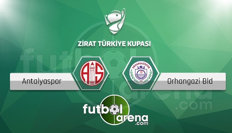 Antalyaspor - Orhangazi Belediyespor saat kaçta, hangi kanalda? (İddaa Canlı Skor)