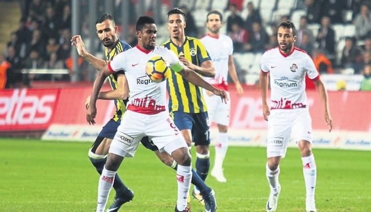 Antalyaspor Süper Lig'de geçen sezonu mumla arıyor