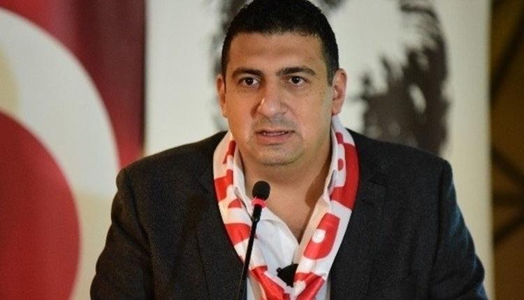 Antalyaspor'da Ali Şafak Öztürk görevi bıraktı