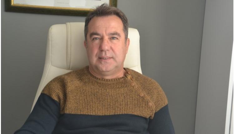 Antalyaspor'da başkan adayı Sancar Biçikçi: