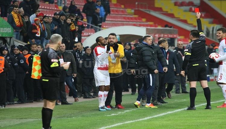Antalyaspor'da Beşiktaş maçı öncesi kırmızı kart şoku! Cezalı duruma düştü