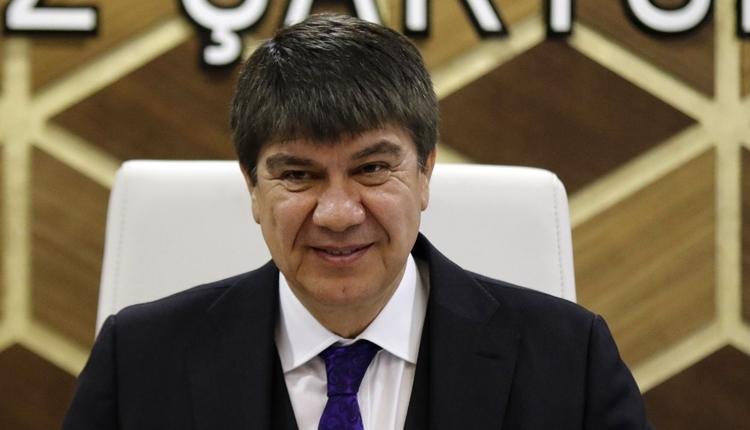 Antalyaspor'un yeni başkanı kim olacak? Menderes Türel'den açıklama