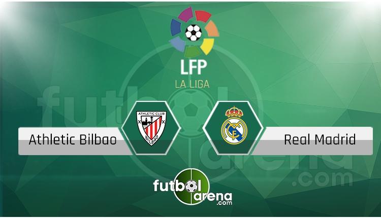 Athletic Bilbao - Real Madrid saat kaçta, hangi kanalda? (İddaa Canlı Skor)