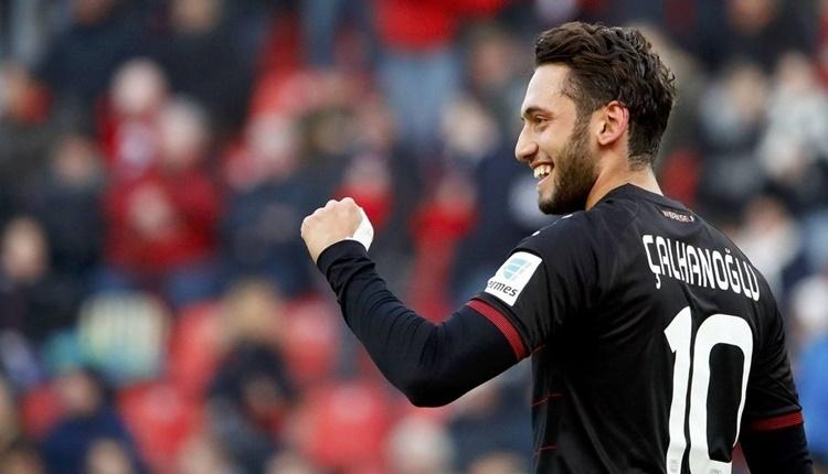 Aykut Kocaman transferde Hakan Çalhanoğlu'nu işaret etti