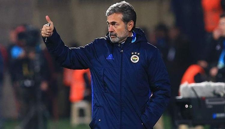 Aykut Kocaman'dan Fenerbahçeli oyunculara mesaj: 'Sıkı bir çalışma için iyi dinlenmeniz lazım'