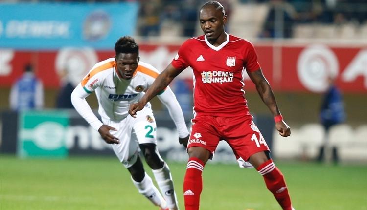 Aytemiz Alanyaspor 1-1 Demir Grup Sivasspor maç özeti ve golleri (İZLE)