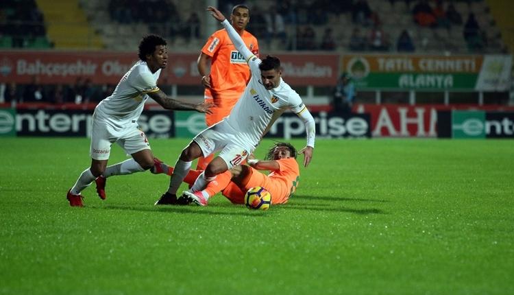 Aytemiz Alanyaspor 1-2 Kayserispor maç özeti ve golleri (İZLE)