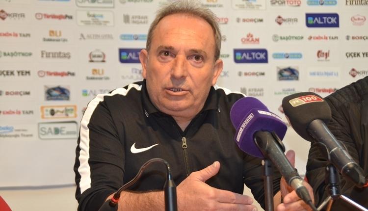 Balıkesirspor'da teknik direktör Can Cangök istifa etti