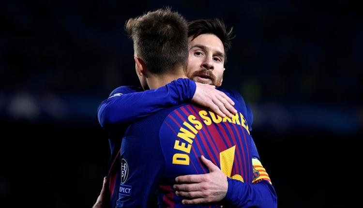 Barcelona 2-0 Sporting Lizbon maç özeti ve golleri (İZLE)
