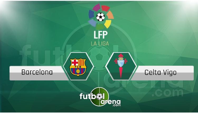 Barcelona - Celta Vigo saat kaçta, hangi kanalda? (İddaa Canlı Skor)