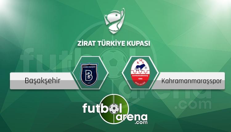 Başakşehir - Kahramanmaraşspor saat kaçta, hangi kanalda? (İddaa Canlı Skor)