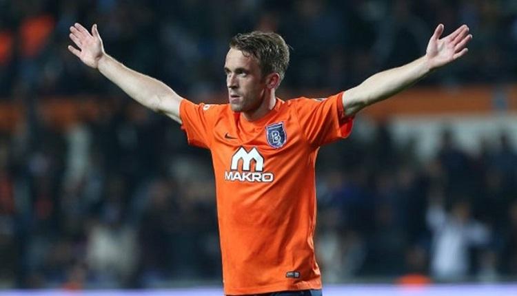 Başakşehir'de Visca'dan Braga'ya muhteşem gol (İZLE)