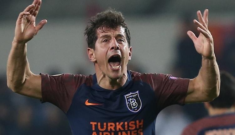 Başakşehir'in kaptanı Emre Belözoğlu: Seneye Şampiyonlar Ligi...