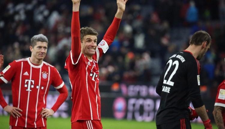 Bayern Münih 1-0 Köln maç özeti ve golü