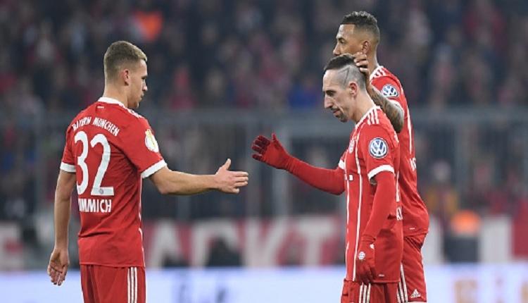 Bayern Münih 2-1 Borussia Dortmund maç özeti ve golleri (İZLE)