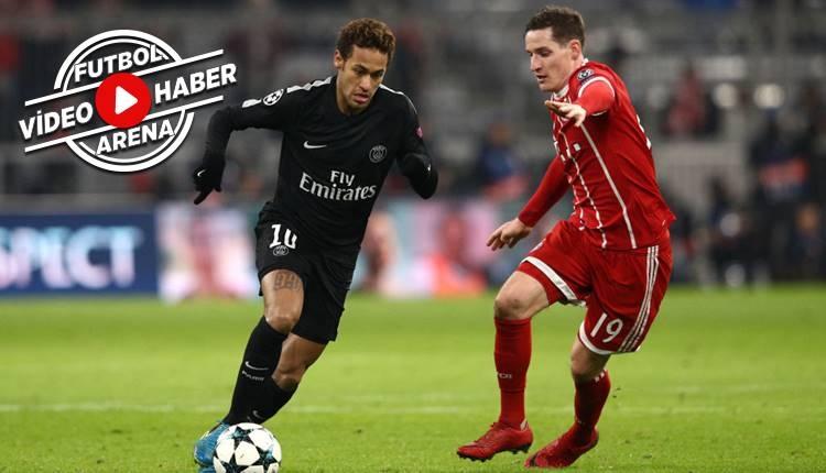Bayern Münih 3-1 PSG maçı özeti ve golleri (İZLE)